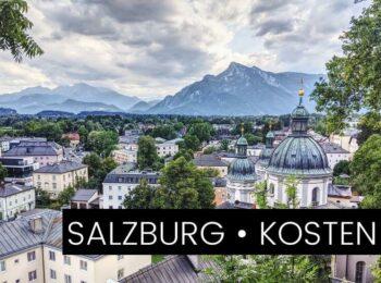 NORDMAZEDONIEN: So viel kostet eine Städtereise nach Salzburg | 3 Tage & 2 Personen