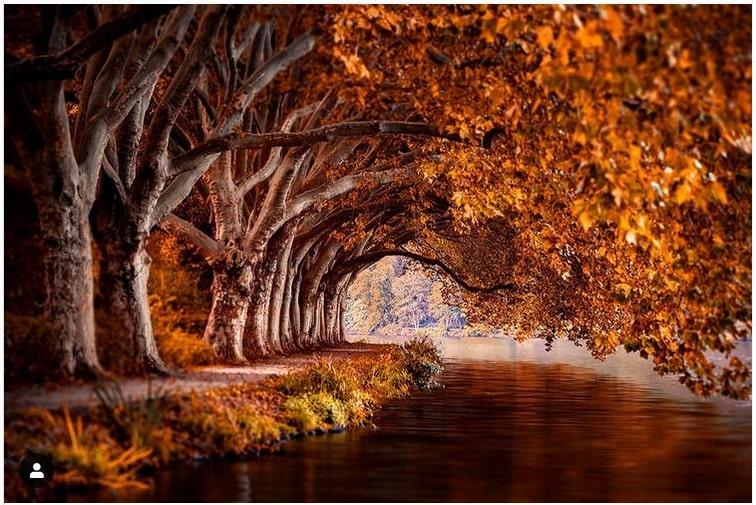 Der Baldeney See - Ein Instagram-Spot (Fotograf: Paul von grossartig.me)