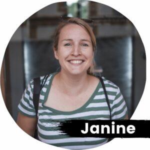 Reisebloggerin Janine von Gepackt und Los