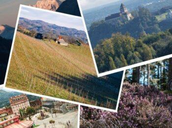 ÖSTERREICH: 99+ Ideen für Ausflugsziele in der Steiermark 🥾 nach Regionen sortiert