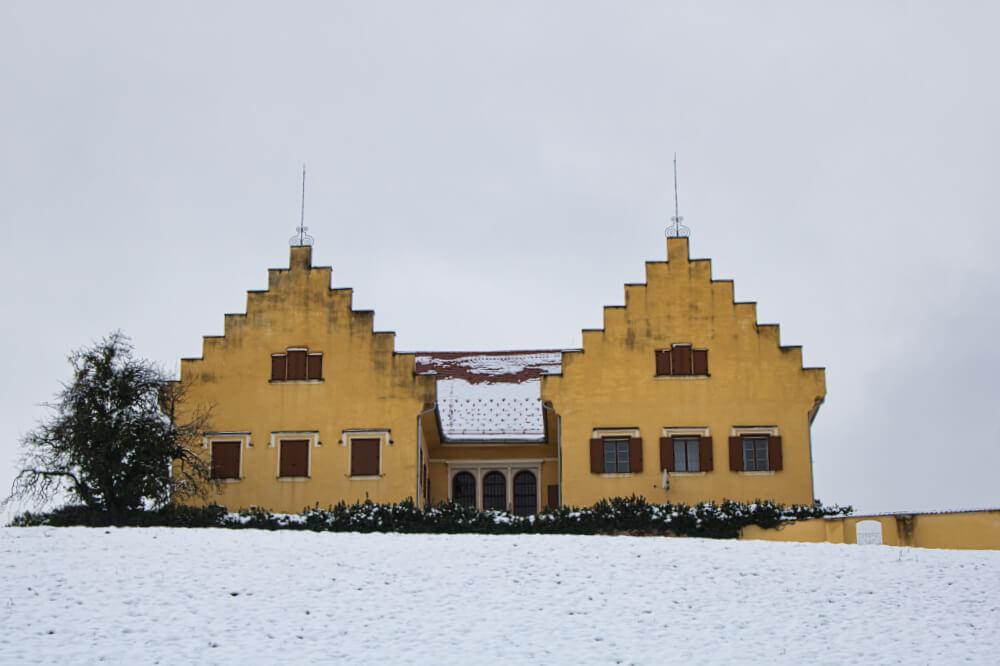 Der Schlösserweg in Hitzendorf als Winterwanderung