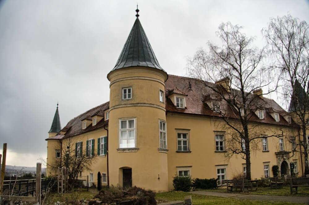 Schloss St. Martin in Graz ist eine Bildungseinrichtung