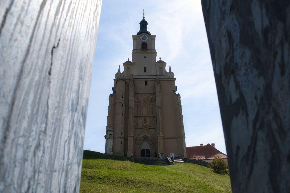 Die Wallfahrtskirche Maria Pöllauberg