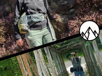 ÖSTERREICH: Wohin mit der Kamera beim Wandern? – Kameratasche oder Rucksack?