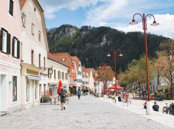 ÖSTERREICH: Unterwegs auf dem Murradweg R2 zwischen Graz ↔ Frohnleiten