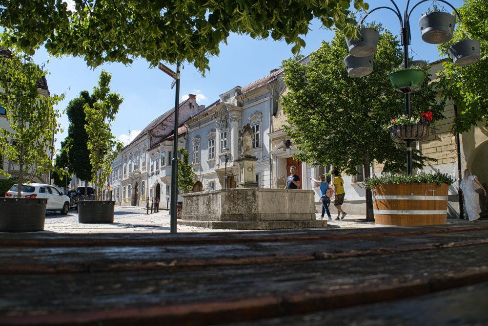 Die Altstadt von Eisenstadt ist wirklich wunderschön