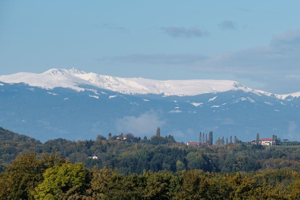 Die herbstliche Südsteiermark Mitte Oktober