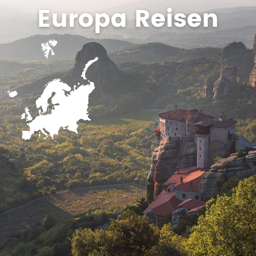 Europareisen im Herbst