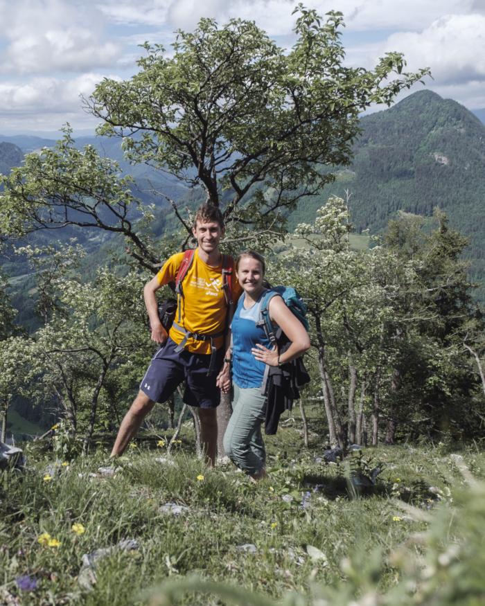 Gepackt & Los! Schreiberling Janine und Stefan