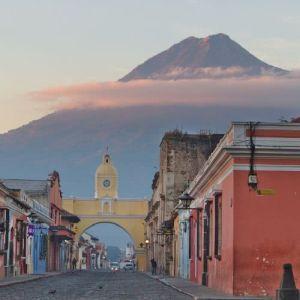 Reiseziel Guatemala