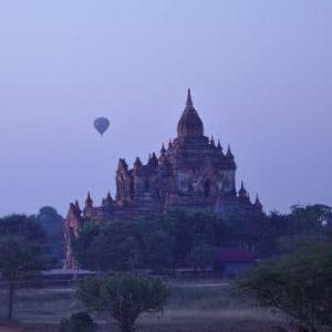 Reiseziel Myanmar