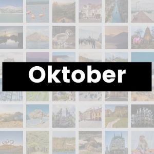 Reisemonat Oktober