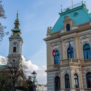Reiseziel Serbien