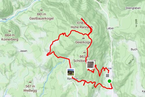 Diese Wanderungen in Graz & Umgebung sind mit Öffis zu erreichen 4