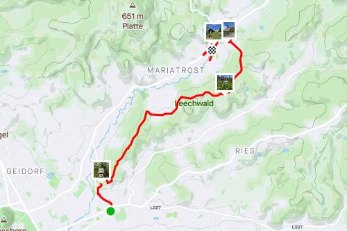 Diese Wanderungen in Graz & Umgebung sind mit Öffis zu erreichen 6