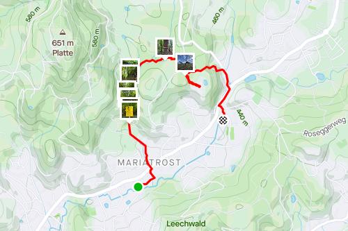 Diese Wanderungen in Graz & Umgebung sind mit Öffis zu erreichen 8